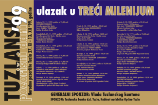 plakat 1999