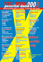 plakat 2003
